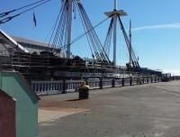 De USS Constitution