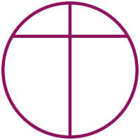 Logo van Opus Dei / Bron: Vectorized by Froztbyte, Wikimedia Commons (Publiek domein)